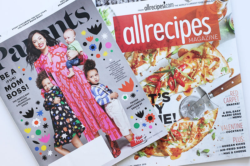 Parents and All Recipes covers.jpg