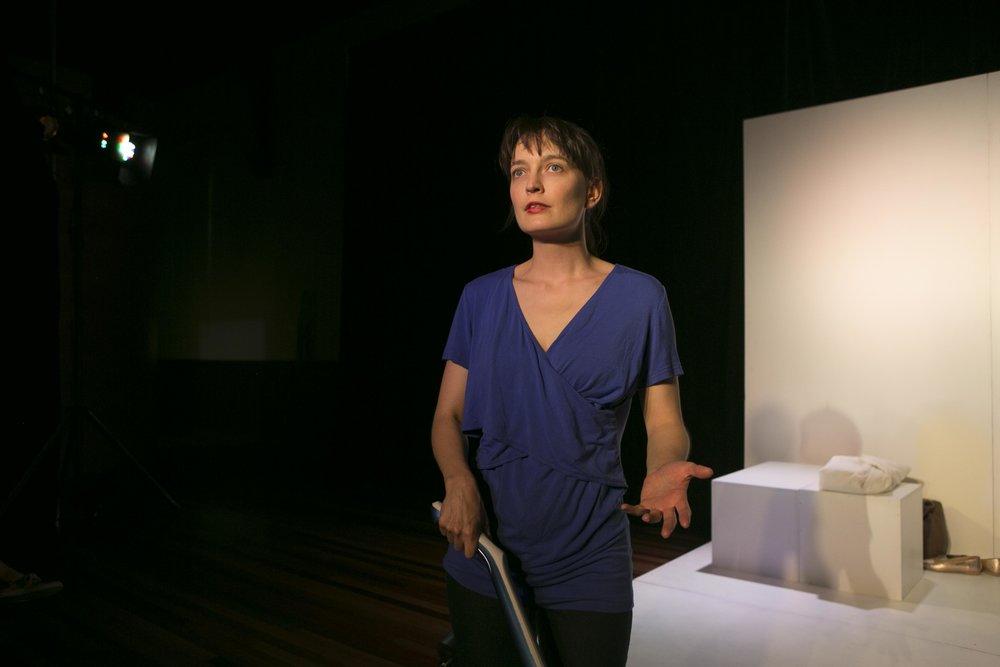 Belinda Campbell as Meryl