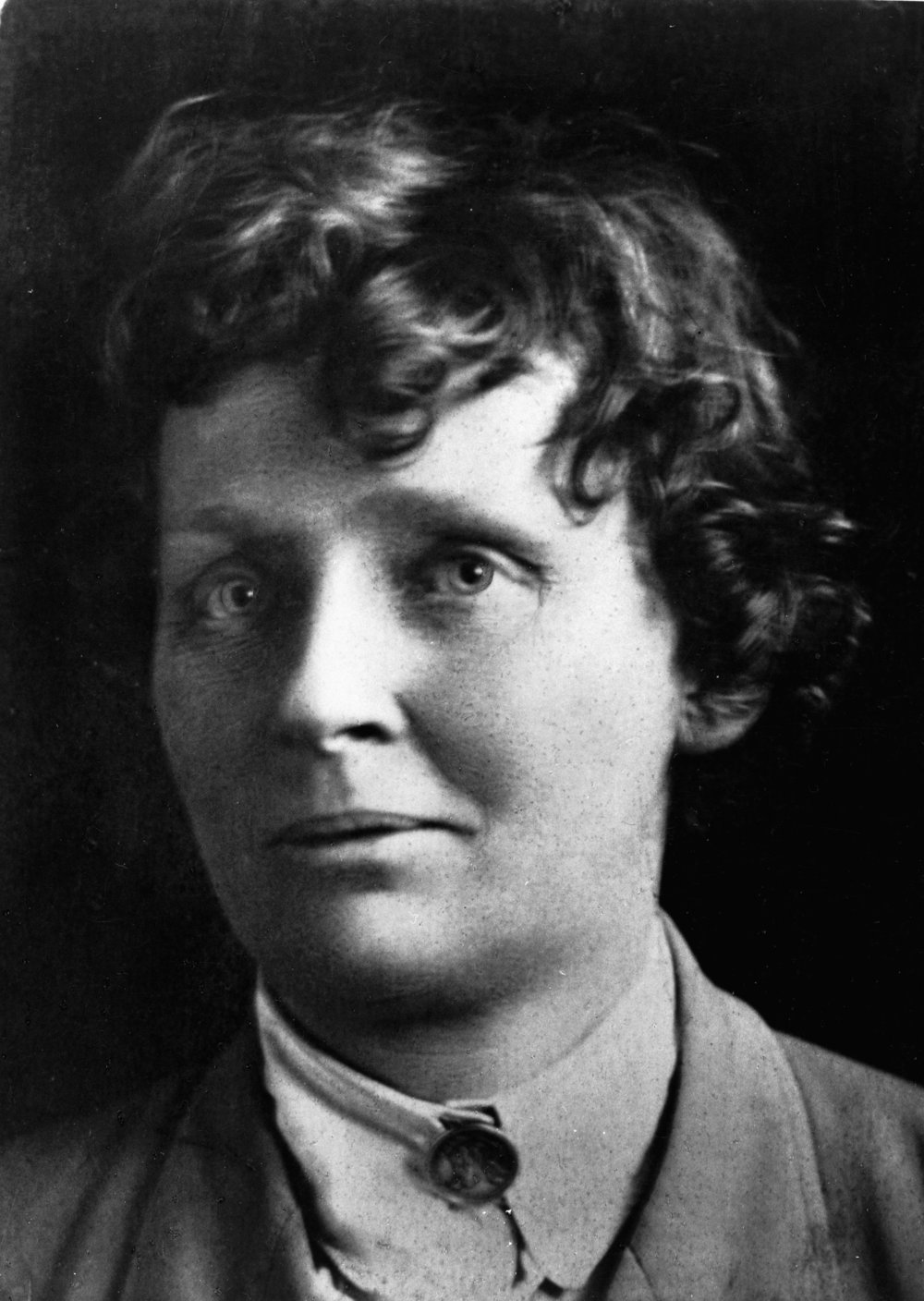 Ettie Rout  Alexander Turnbull Library, PAColl-4832
