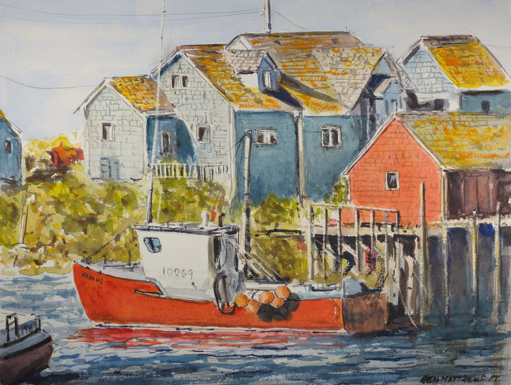 Neil's Harbour, Nova Scotia