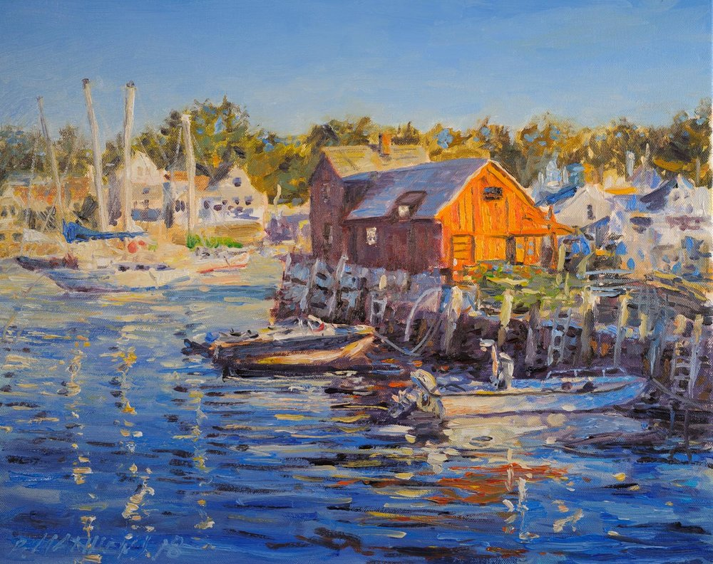 Motif Number 1, Rockport, Massachusetts