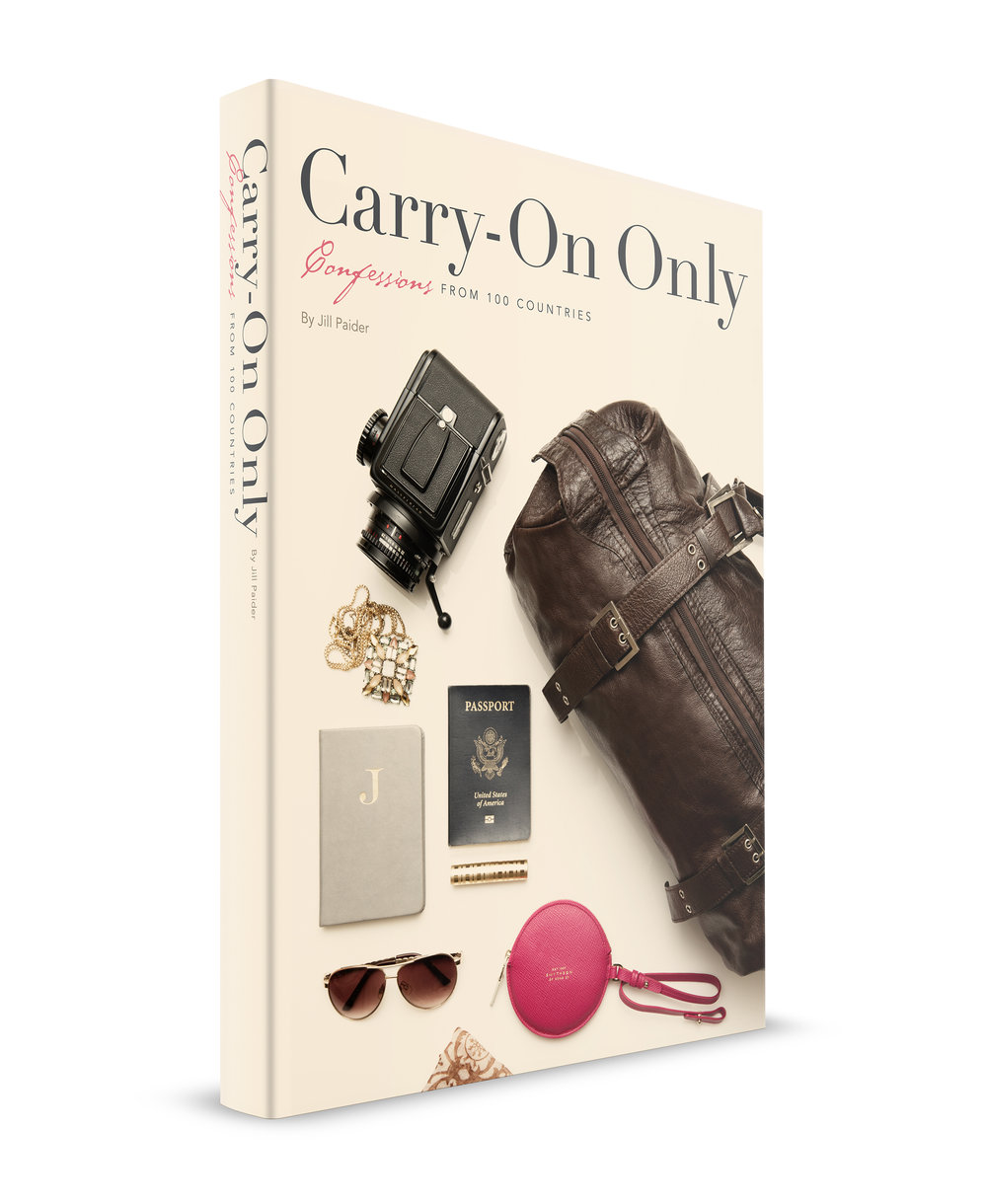 CARRY-ON ONLY