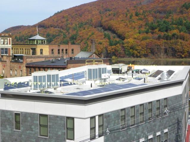 Brattleboro Coop Rooftop Solar