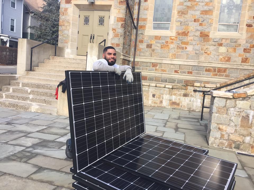 Bethel AME solar installer.jpg