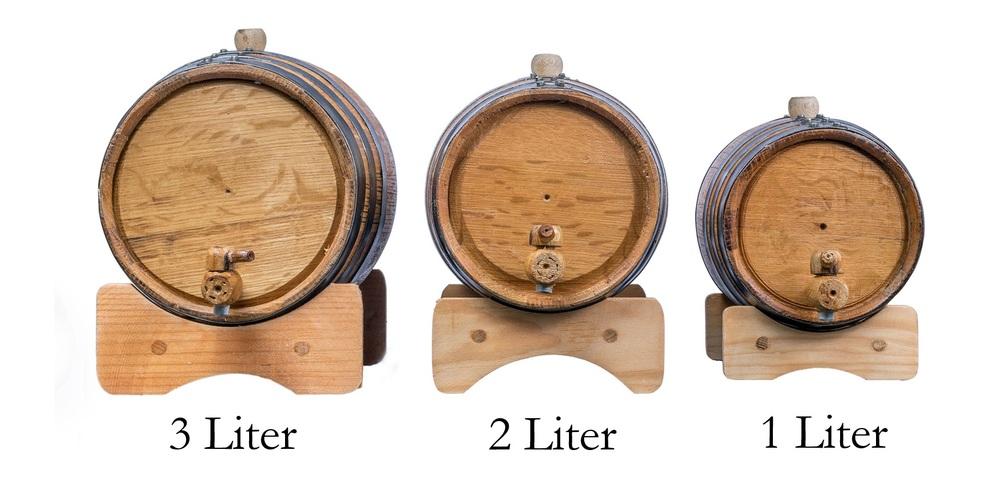 storage oak wine barrels. 2 Liter Oak Barrel Storage Wine Barrels