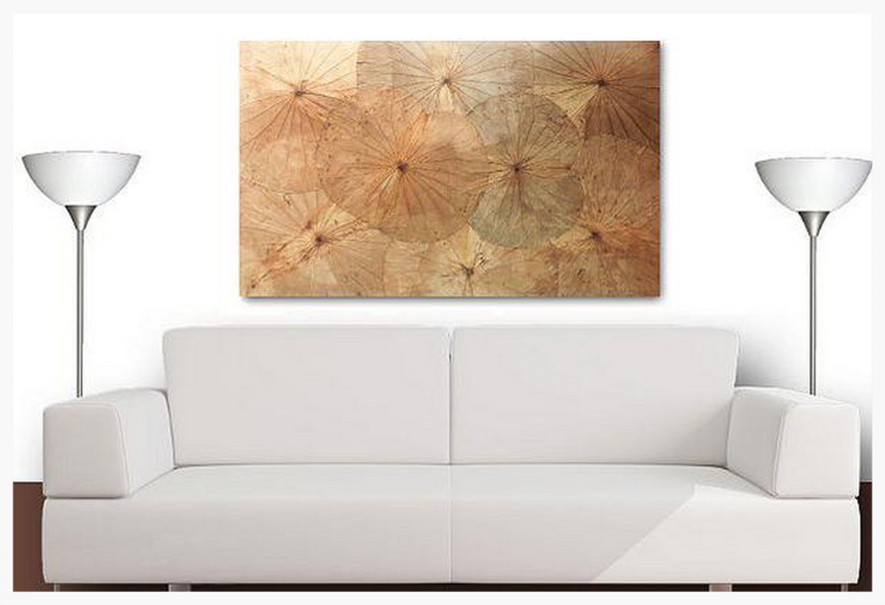 HI-ND002 Naturally Varnished Lotus Canvases) Single.png