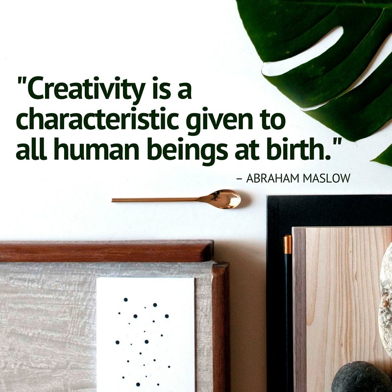 Why is creativity important in everyday life?