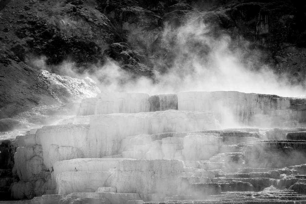 Mammoth Hot Springs (Bill)