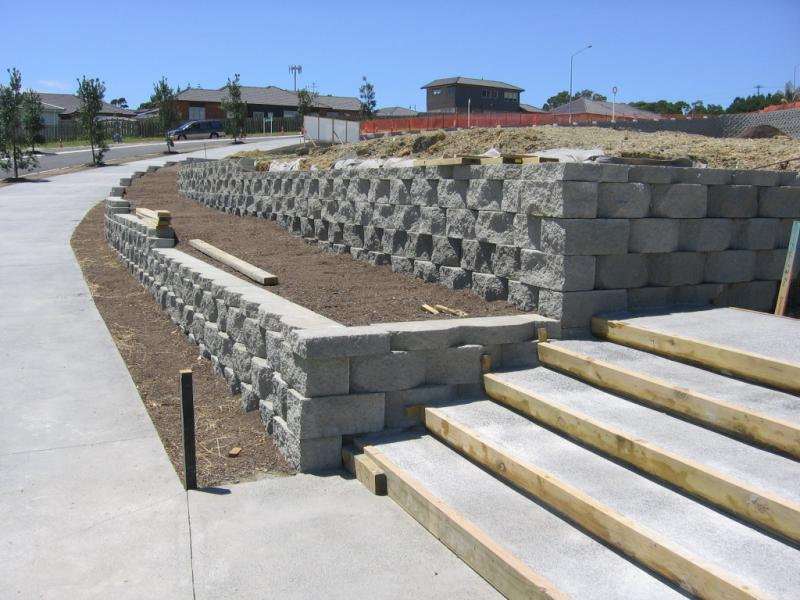 Earth Retaining Structures : Retaining overview — ach consulting engineers