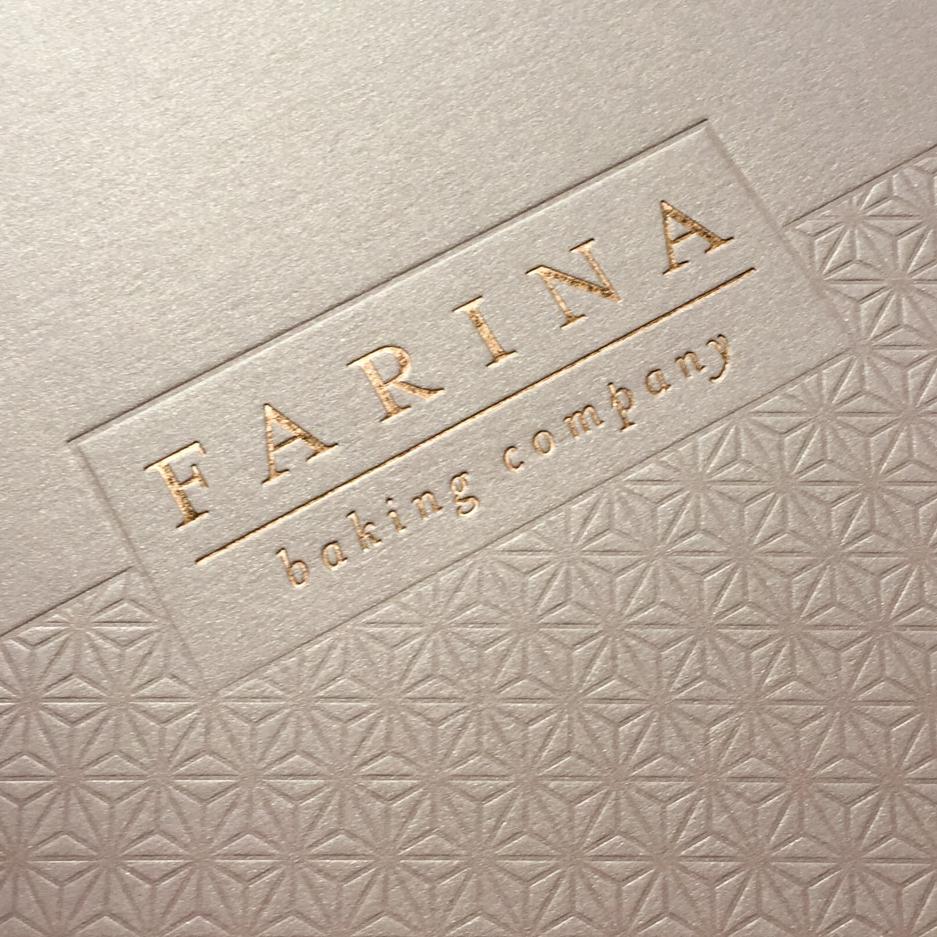 CLIENT Farina Baking Company