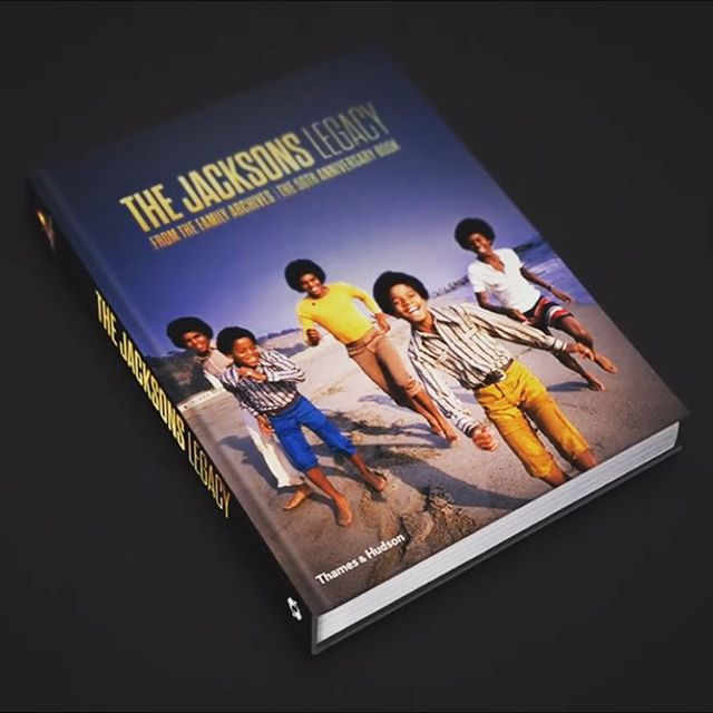 The Jacksons 'LEGACY' is our official book, chronicling our life of 50 years in music, with rare & unseen photos from our family archives. Available today to Pre-Order: http://www.thejacksons.live/legacy