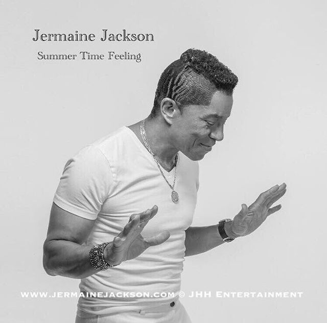 🎼#SummerTimeFeeling 🎤🎧 #jermainejackson #jackson5 #thejacksons #JHHEntertainment @jhhentertainment Download: https://itun.es/hk/ub269