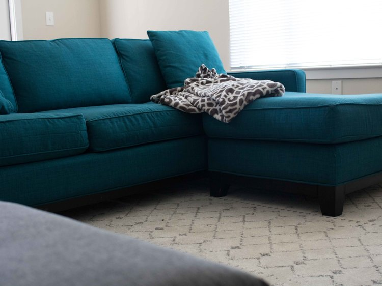 Decorating my First Apartment on a Skinny Budget — Anjola Coker