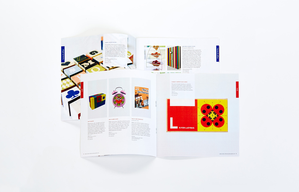 SFMOMA Catalog   Publication design