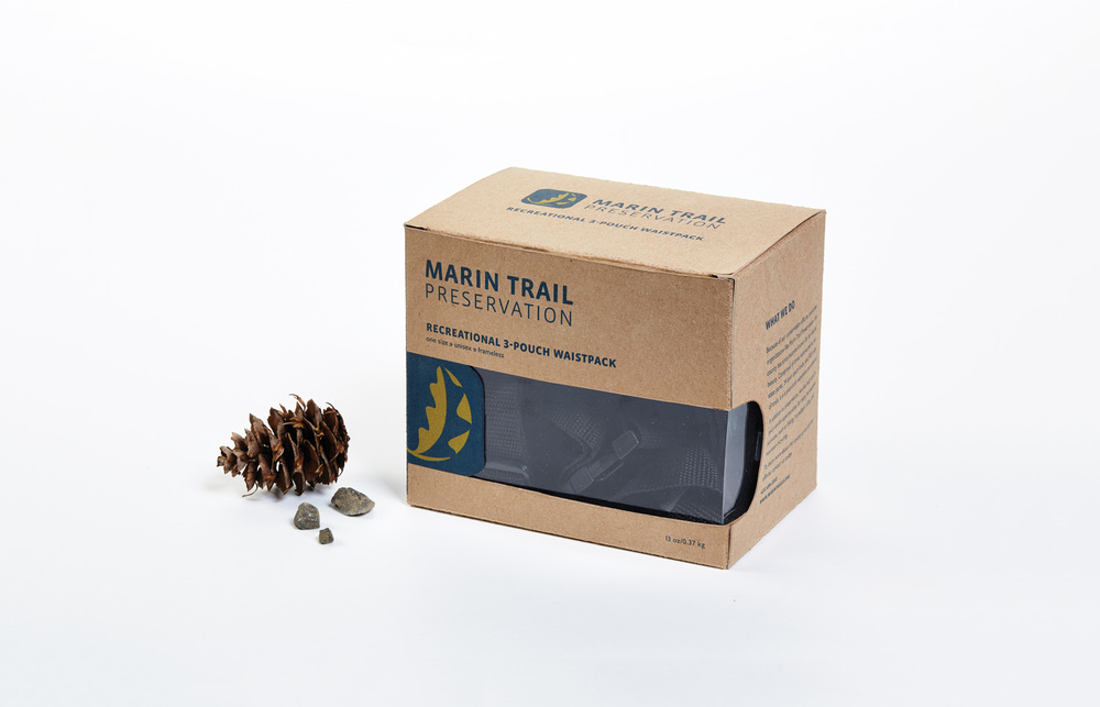 Marin Trail Waistpack   Packaging