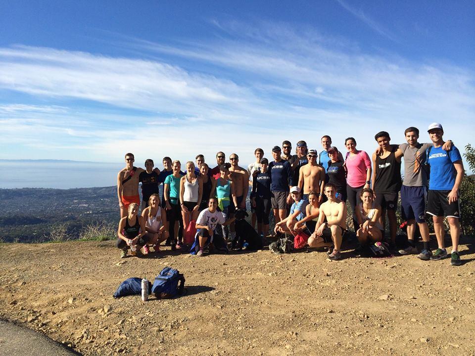 Team Hike 2015