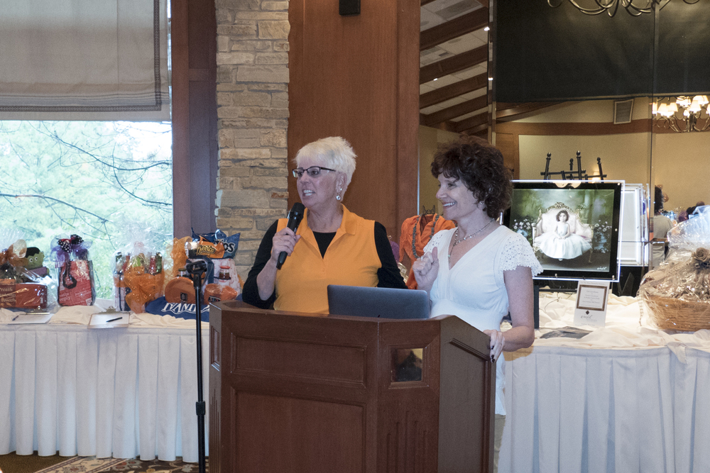 Ivanhoe Club 2015 Annual Women's Philanthropic Committee Golf Outing