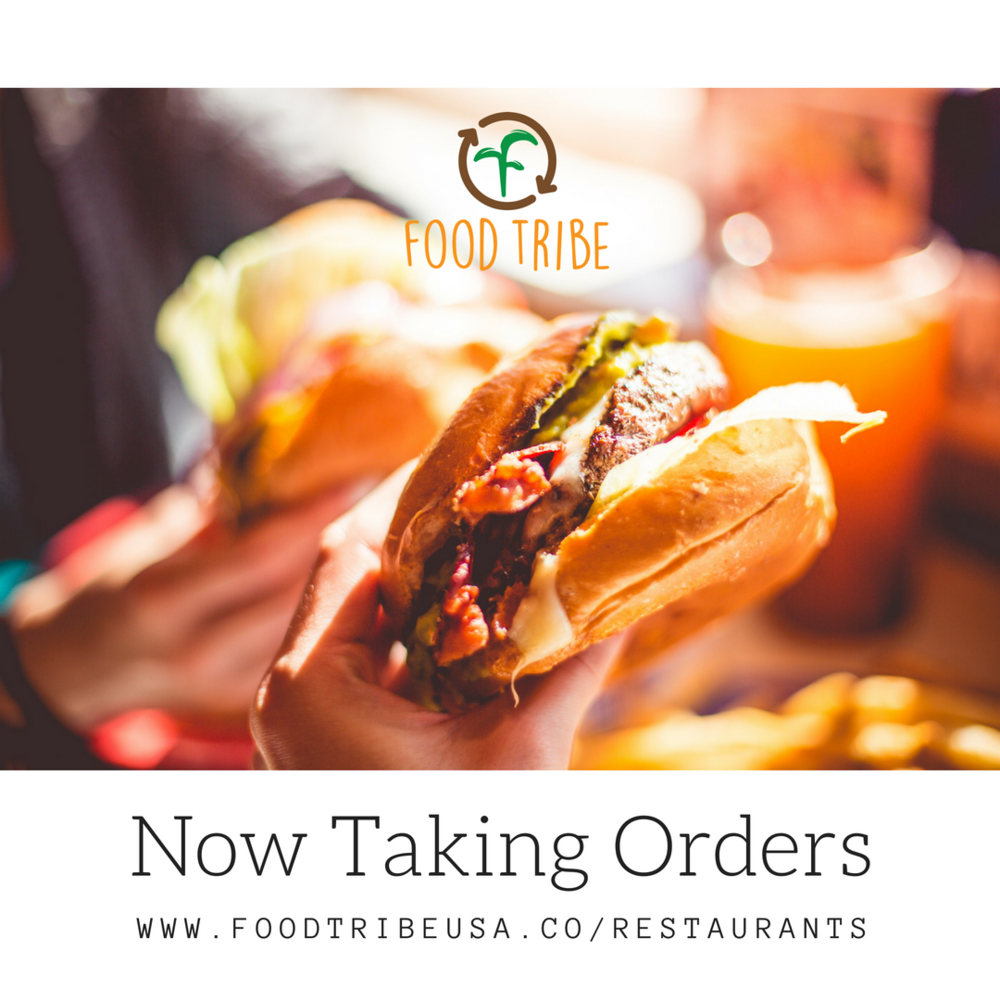 Foodtribeusa Blog Post 17 Now Taking Orders Food Tribe Is