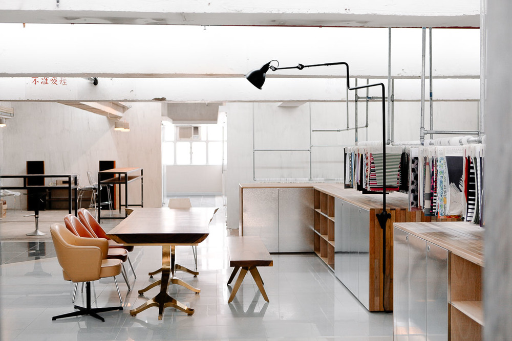 Our Hong Kong Office & Showroom