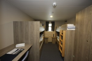 For a berth in a Quadruple cabin : € 3.450,- per person -