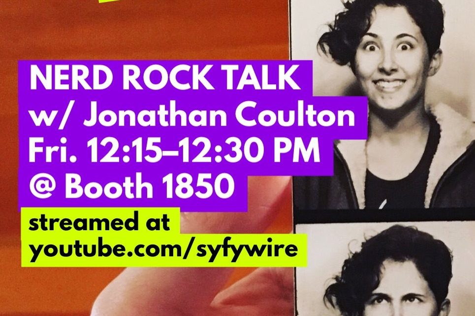 ECCC: SYFY Wire Live Stage (w/ Jonathan Coulton) — Molly Lewis