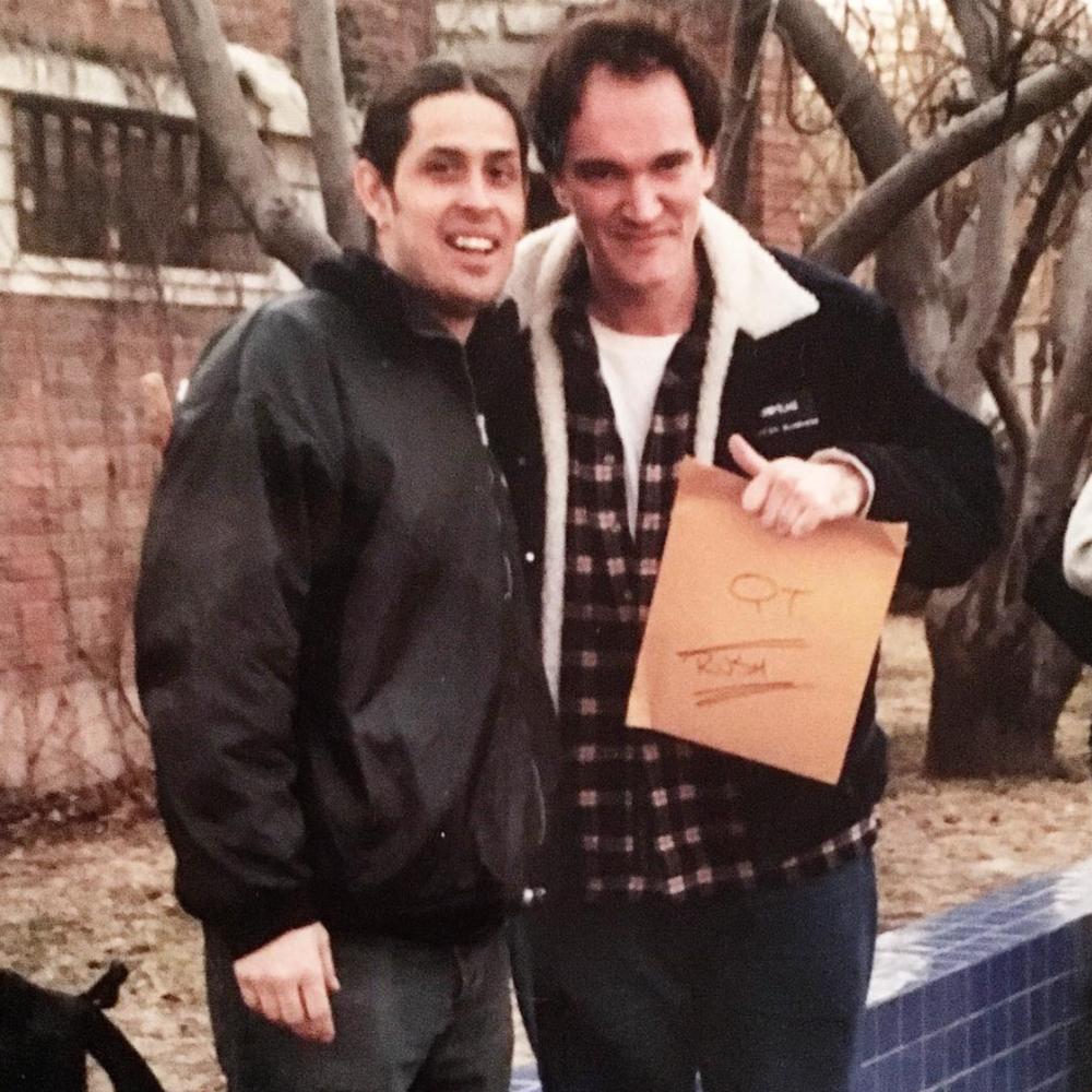 Dogge Doggelito och Quentin Tarantino