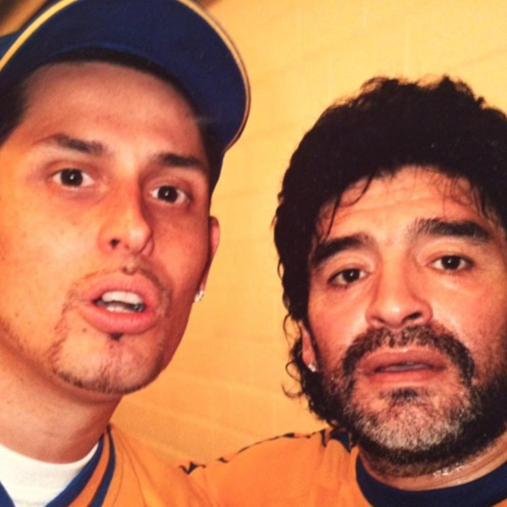 Dogge Doggelito och Maradona