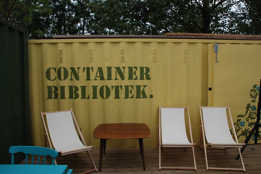 Containerbibliotek