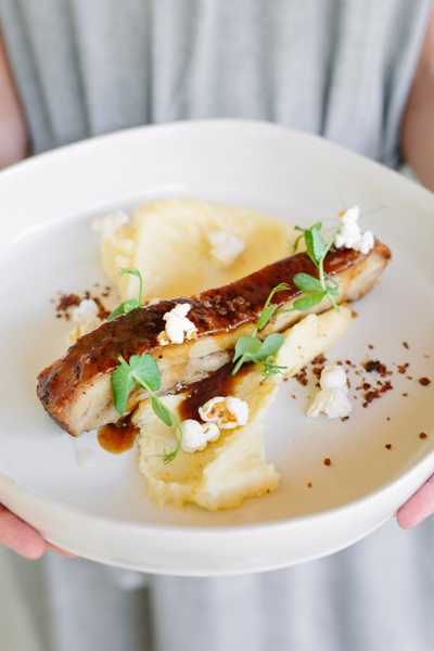 GK Pork belly served with popcorn mash and bacon dust LR 2.jpg