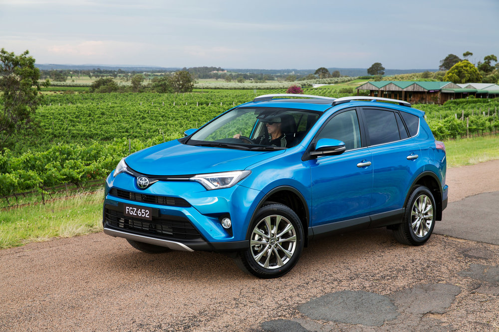 The RAV4 has a Star Wars-ish frontal appearance..jpg