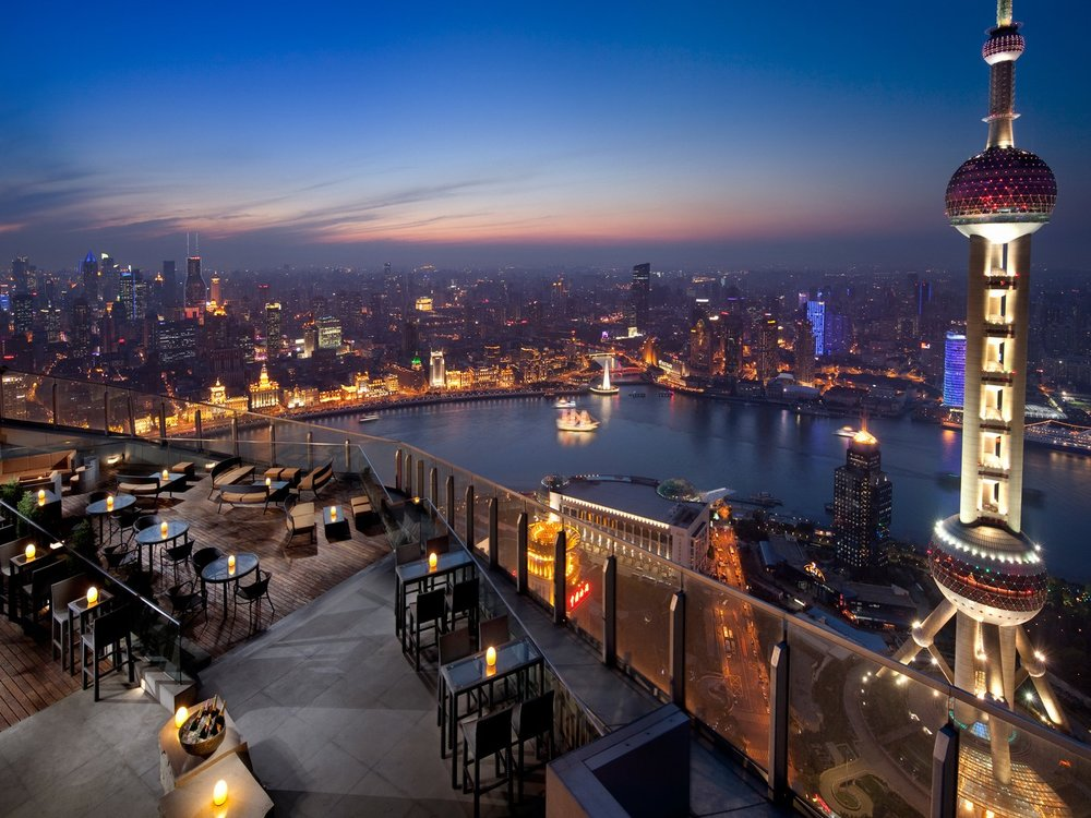 Courtesy The Ritz-Carlton Shanghai, Pudong