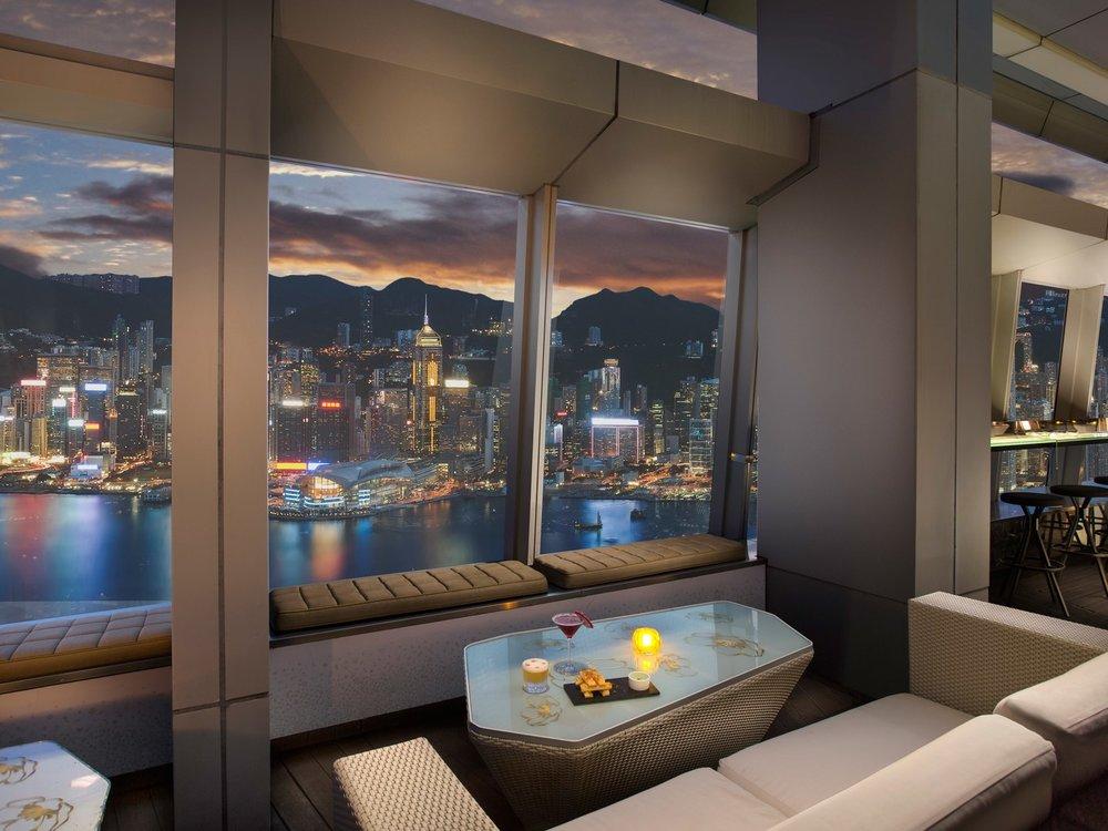 Courtesy Ritz Hong Kong