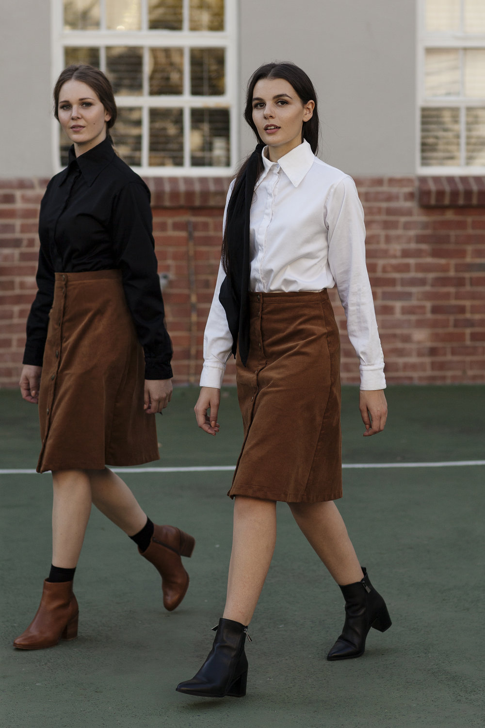 Blair Skirt & Classic Shirts 2.jpg