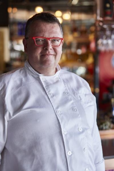 Chef Fortunato Mazzone
