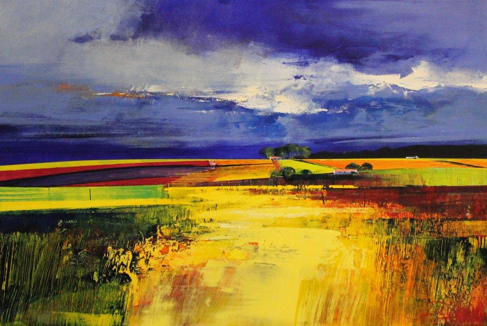 Gold Rush by Derric van Rensburg