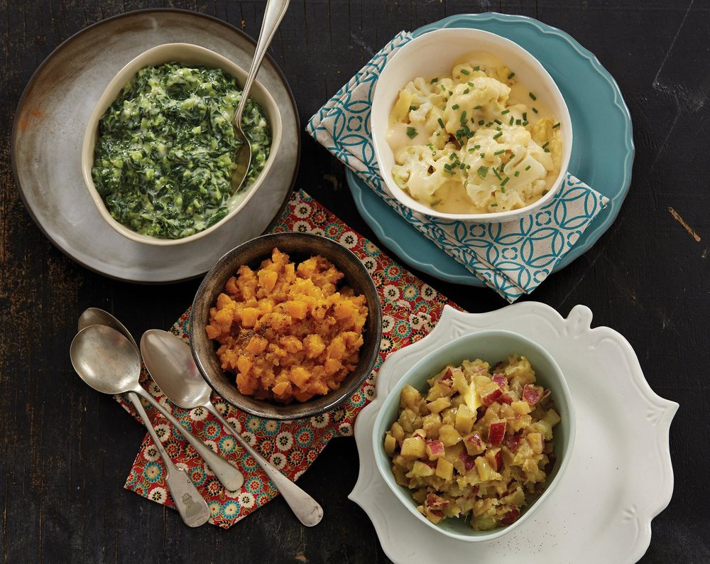 GT LOVES: NuVeg's wide range of products, especially the cauliflower and cheese sauce.