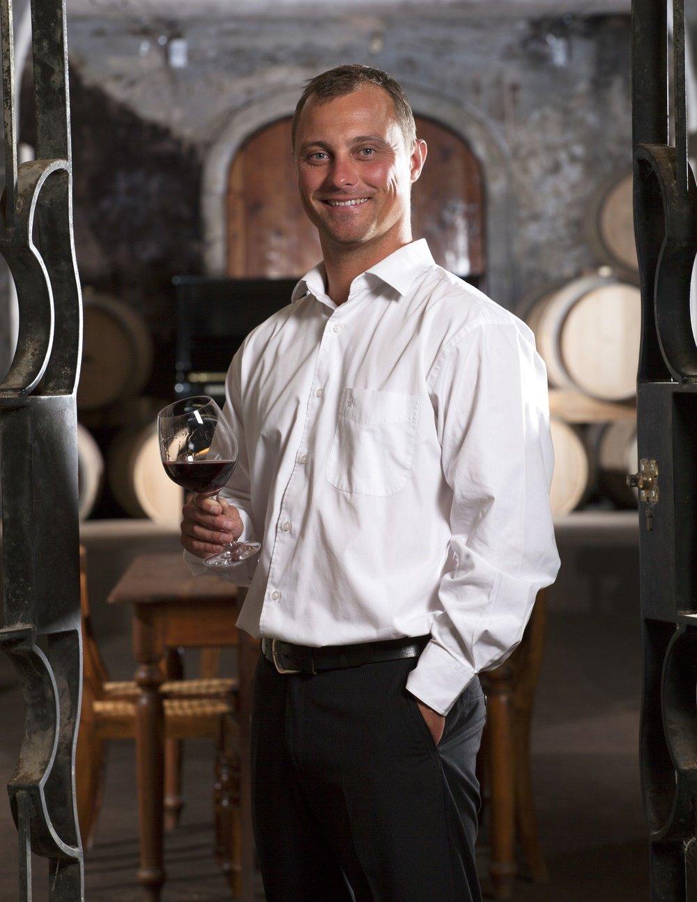 Chris Albrecht Bouchard Finlayson Winemaker.jpg