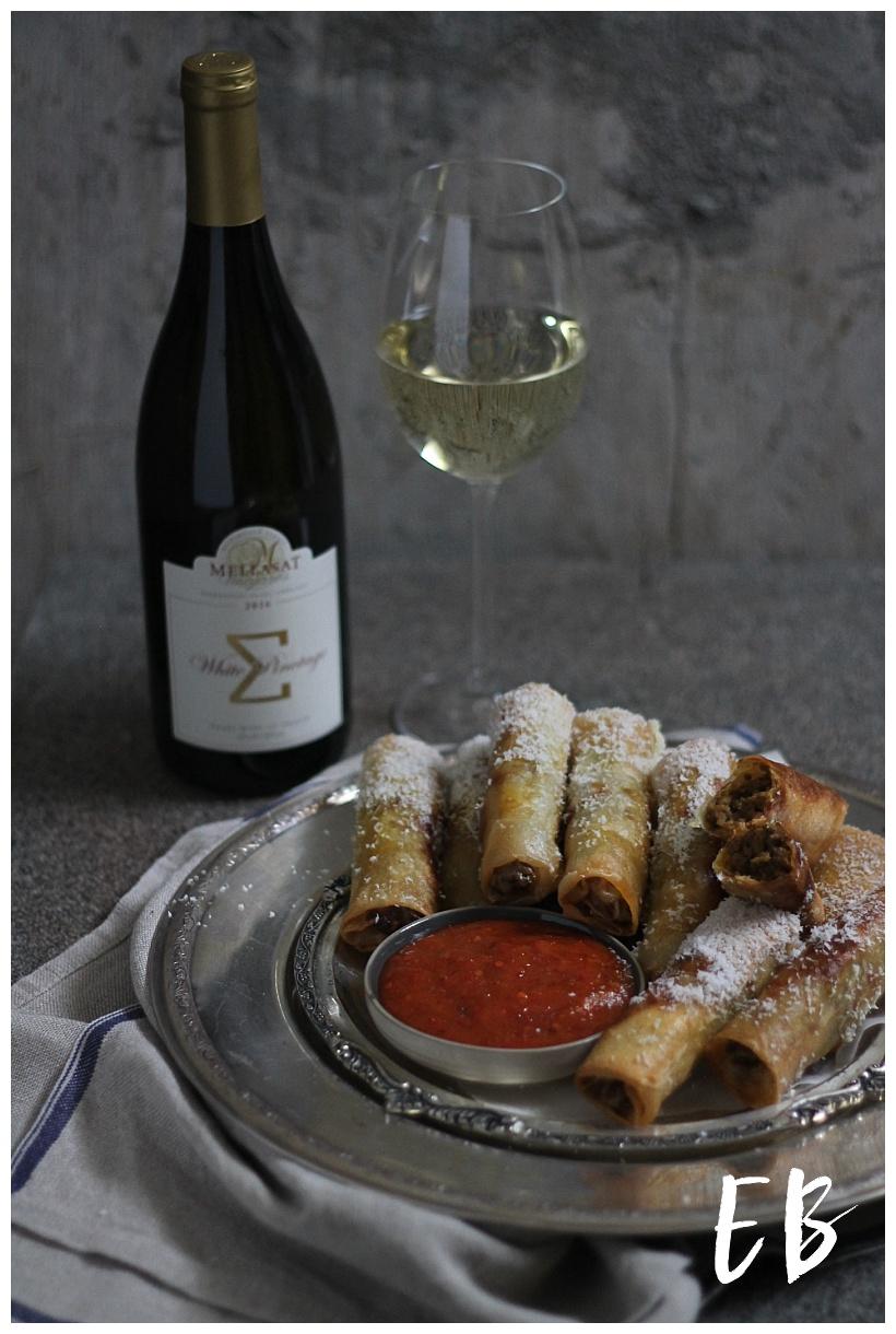 Mellasat  White Pinotage and Bobotie Springrolls-1.jpg