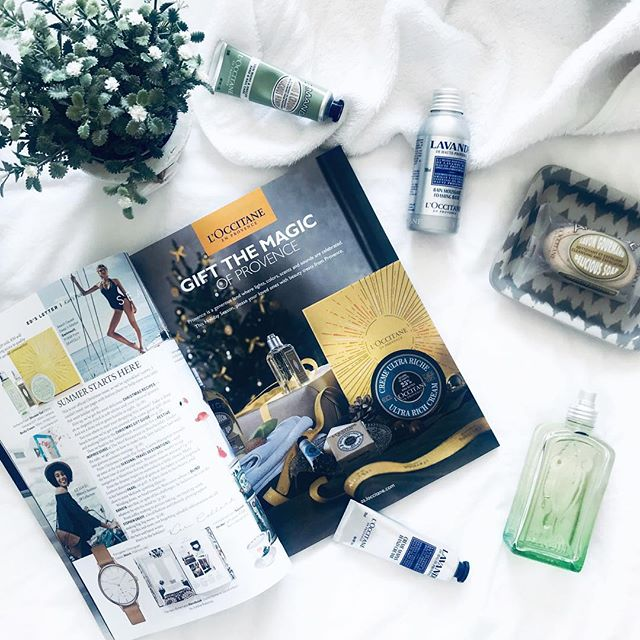 This Holiday Season please your loved ones with beauty treats from @loccitane and  give the gift of the magic of Provence 🌿 Flip your latest issue of Good Taste open to pg 20 for our Christmas Guide to Gifting and spoil your loved ones with some thoughtful finds 🎄 . . . . . . . #loccitane #goodtatsemagsa #magicofprovence #giftguide #gifts #gifting #giftideas #christmasgifts #christmas #festive #holiday #festiveseason #christmasspirit #giving #love