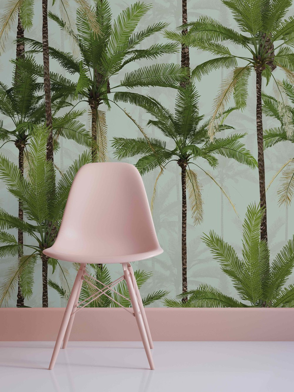Crazy Palms_Pink Chair Insitu.jpg