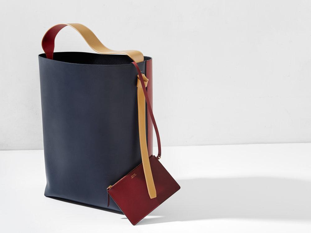 Celine Oversized Twisted Cabas Bag