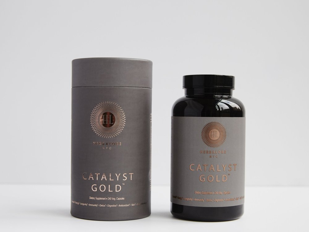 Catalyst Gold Supplements