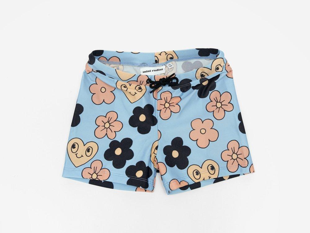 mini rodini kids swim shorts