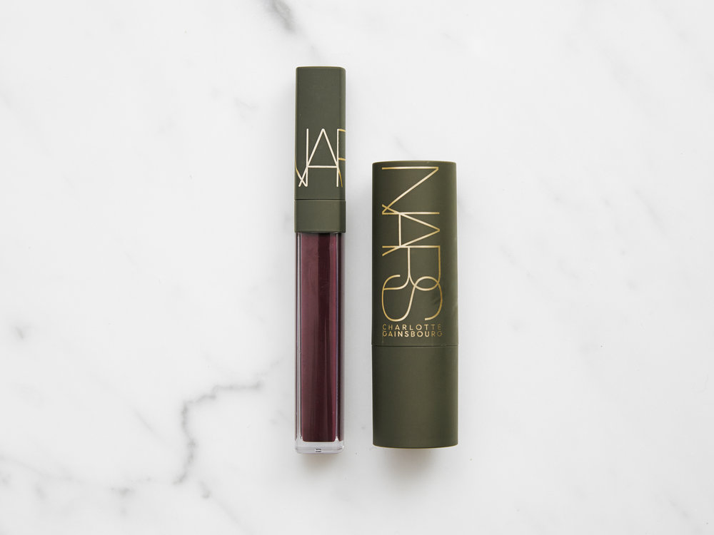 Nars x Charlotte gainsbourg Collection