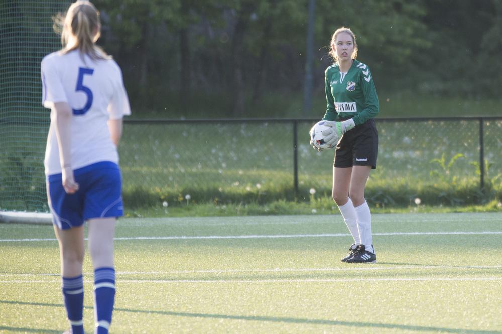 God kamp av Ella! Foto Gunhild Lien