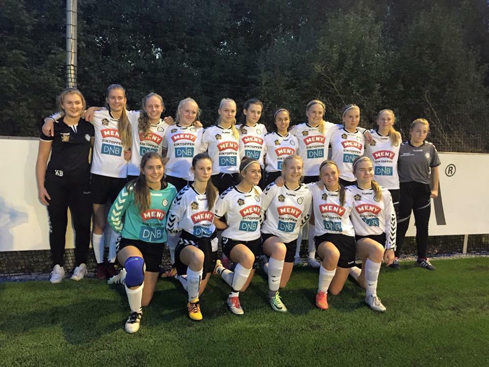 Eik Tønsberg fra onsdagens kamp (foto: Eik Tønsberg)
