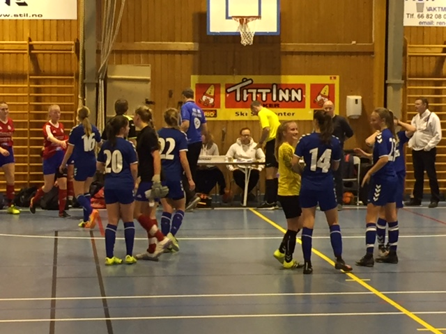 Finalen over, 7-2 til LYN.