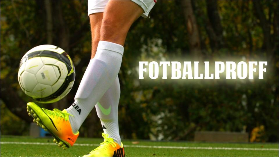 Fotball skal være moro samtidig som en må jobbe hardt om en skal bli virkelig god!