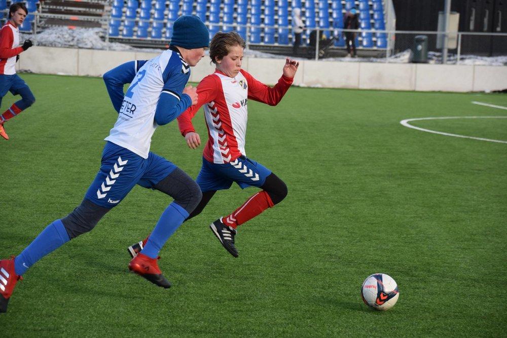 Kristian spilte for TG2 lørdag, og TG1 søndag. Filip D. Flaa spilte for TG2 søndag borte mot Røa G16.