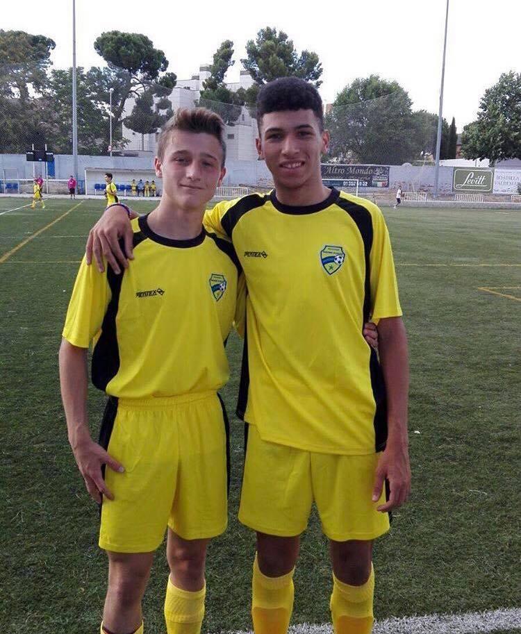 En Getafe og en Madrid spillere som var vanskelig å få tak på. Kraft, styrke og instinkt.